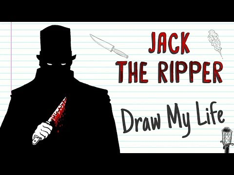 JACK THE RIPPER 🔪 | Draw My Life