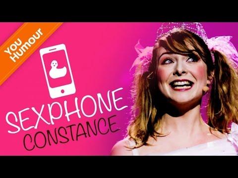 CONSTANCE - Le Sexphone