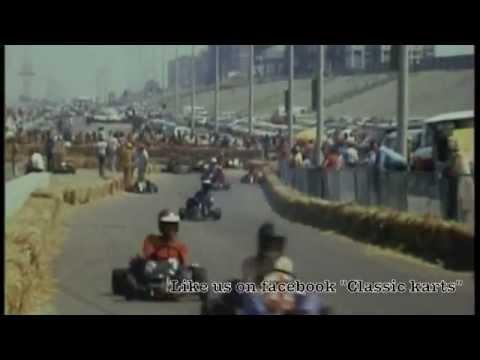 Classic Karts Karting Jaren 70 Part 1 Scheveningen 1972 Training