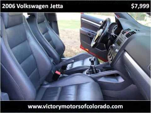 2006 volkswagen jetta used cars longmont co youtube for Victory motors trucks longmont