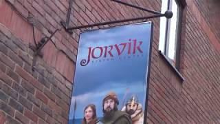 Jorvik Viking Centre York, February 2018