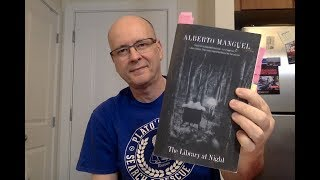 The Library at Night by Alberto Manguel - Book Chat