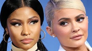 Kylie Jenner Reacts To Nicki Minaj & Travis Scott Drama After VMAS Run In | Hollywoodlife