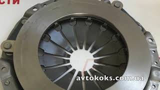 Комплект сцепления Daewoo Lanos 1.6 Nubira 1.6 Chevrolet Aveo 1.4 Tacuma 1.6 Sachs 3000 951 403