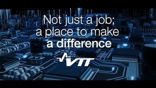 We are hiring | VTT - we simply set our targets a bit higher