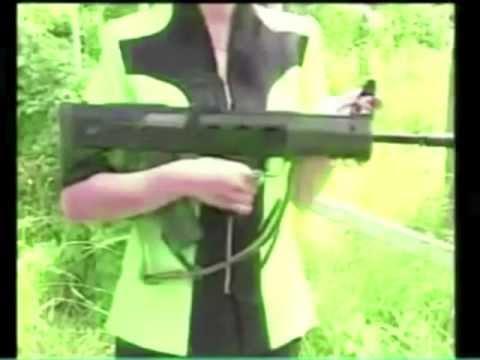 Характеристики Армянского Стрелкового Оружия