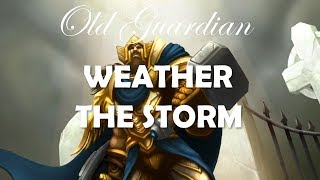 Weather the Storm (Hearthstone Boomsday game Odd Taunt Warrior vs Odd Paladin)