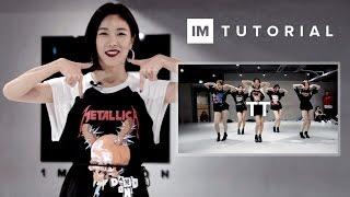 tt twice 1million dance tutorial