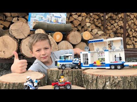 Купить конструктор Lego City 60139 Лего Город Мобильный