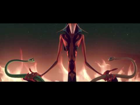Dancing Snakes -- Crazy Race (Soundtrack) | Netflix Original | SAHARA