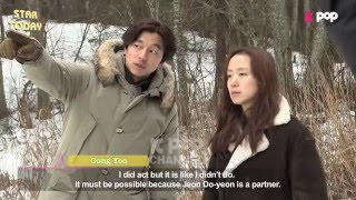 """Video [K-movie News] Gong Yoo, Jeon Do Yeon in """"A man and a woman"""" download MP3, 3GP, MP4, WEBM, AVI, FLV Juli 2018"""