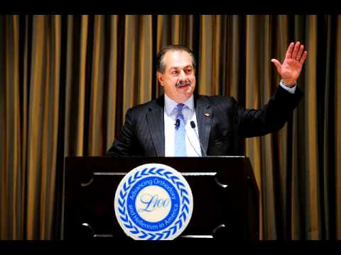 21st. Annual Lead 100  Conference, Business Forum by Andrew N. Liveris, CEO of DOW Chemical-Part II