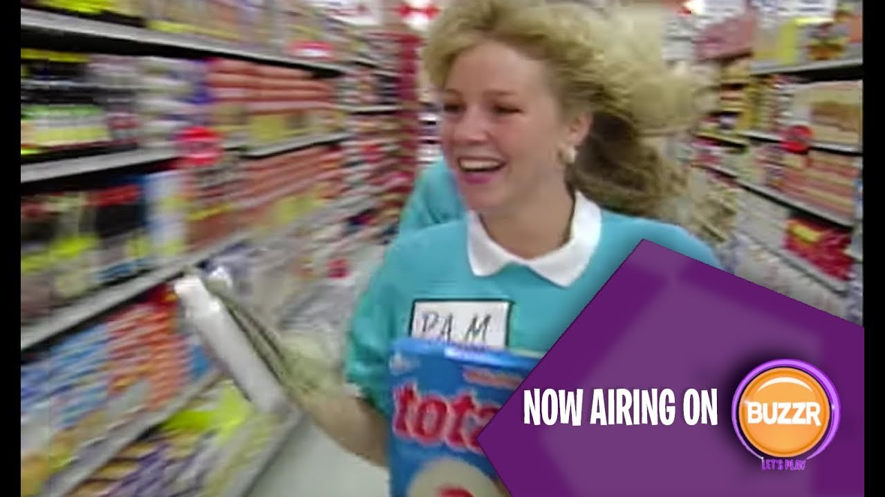 Awesome 5k Win! Mastered in no time flat! | Supermarket Sweep