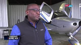 Daring Abroad: Tom Rege, Kenyan Flight Instructor Based in Virginia USA