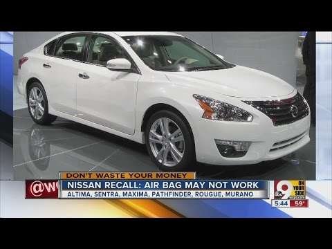 New Nissan car recall to be aware of