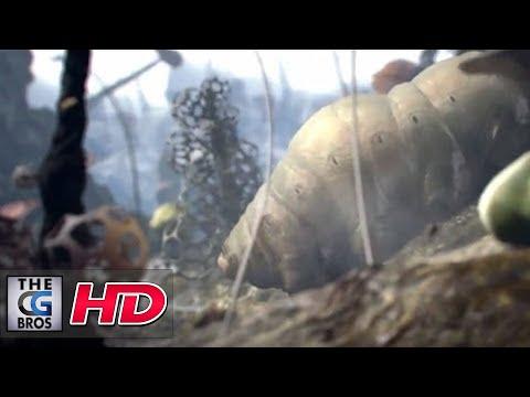 "CGI 3D Animated Shorts HD: ""Mycelium"" - by ESMA"