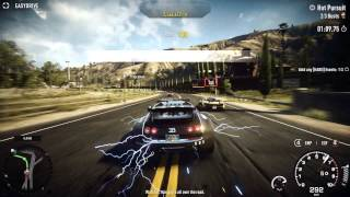 Need For Speed Rivals - Hot Pursuit - Bugatti Veyron SS