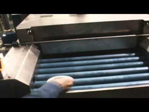 Metal Degreasing & Deburring Modular Line