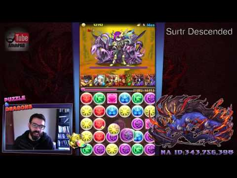 Puzzle And Dragons Awoken Sakuya Vs Challenge 7 Level 10