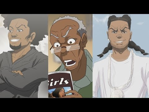 The Boondocks 10 years later... (Animated) from YouTube · Duration:  3 minutes 54 seconds