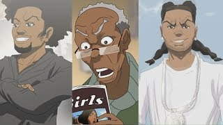 The Boondocks 10 years later... (Animated)