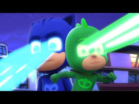 PJ Masks Super Pigiamini 🌙 L'avventura di Super Luna 🌙 Nuovi Episodi | Cartoni Animati