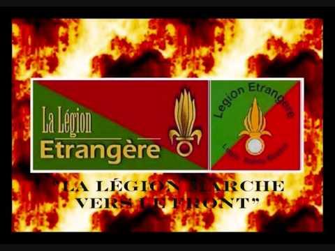 Lieder der Fremdenlegion (Légion Étrangère)
