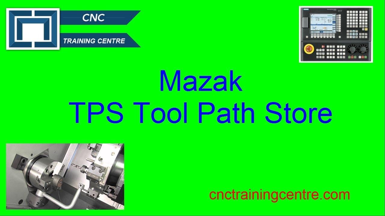 Mazak Training Mazatrol Training - CNC Training Centre