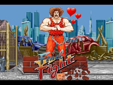 Final Fight: Eu amo esse Andore - Gameplay (BR)
