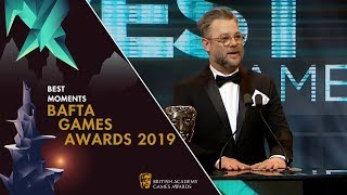 Best Moments from the 2019 BAFTA Games Awards