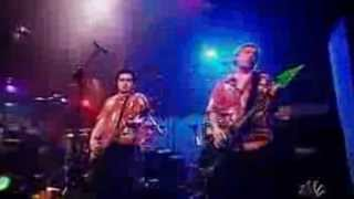 Me First And The Gimme Gimmes - Take It On The Run (Live Last Call with Carson Daly)