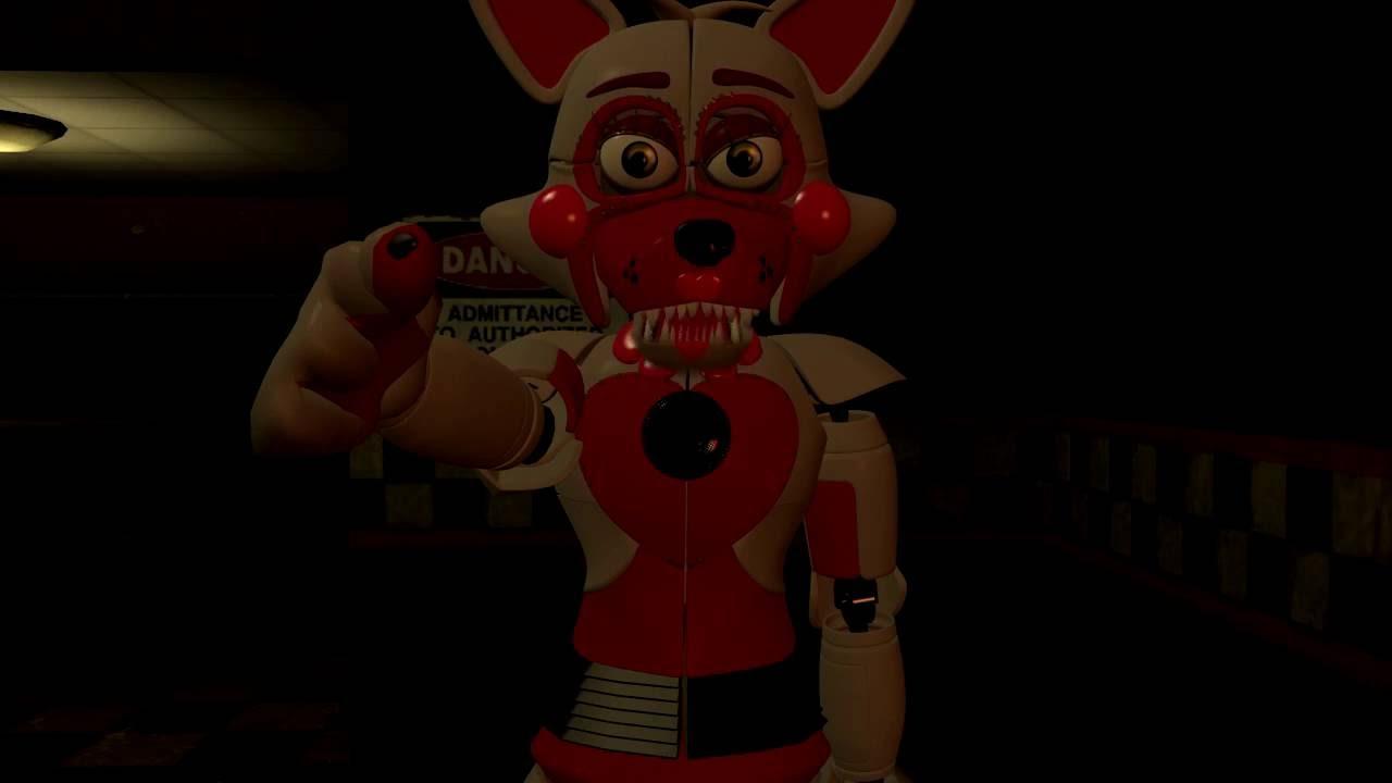 SFM FNAF Foxy Foxy - YouTube