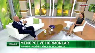 HT Sağlık  26 Mayıs 2018 (Dr Ali Fuat Aytekin Prof Dr Eftal Güdemez)