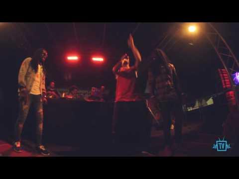 Stephen Di Genius, Chino & Attila backed by Lampa Dread (Live) - Dancehall - Rototom Sunsplash 2016