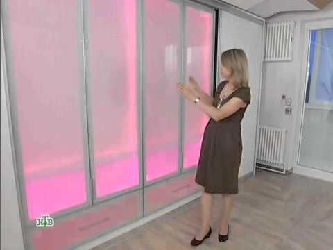 видео: Выдвижные шкафы