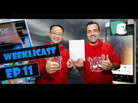 Weeklicast Ep11. Baidu DuRing, Xiaomi, HTC One M9 Plus