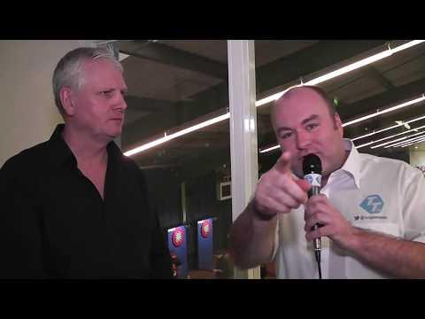 Darts - ROD HARRINGTON TALKS PDC Q SCHOOL (part two)