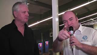 Darts - ROD HARRINGTON TALKS PDC Q SCHOOL (part two)