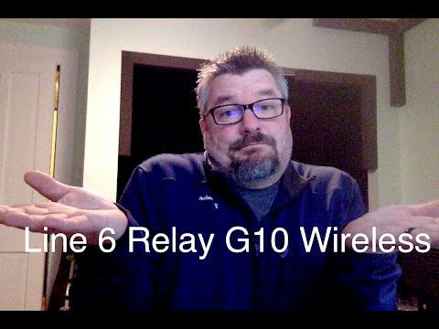 line 6 relay g10 wireless guitar system review youtube. Black Bedroom Furniture Sets. Home Design Ideas