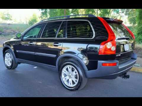 2005 volvo xc90 t6 awd 3rd row leather for sale in milwaukie or youtube. Black Bedroom Furniture Sets. Home Design Ideas