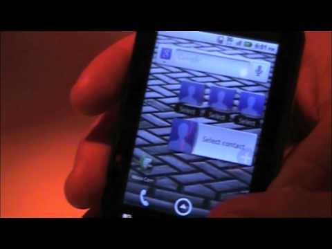 Motorola Droid Pro Hands On