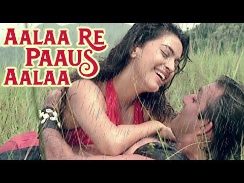 Aalaa Re Paaus Aalaa - Bollywood Rain Song | Sanjay Dutt, Juhi Chawla | Safari