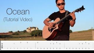 Baixar Ocean - Alok, Zeeba & IRO | Vídeo Tablatura/Free Guitar Tabs (Rodrigo Yukio)