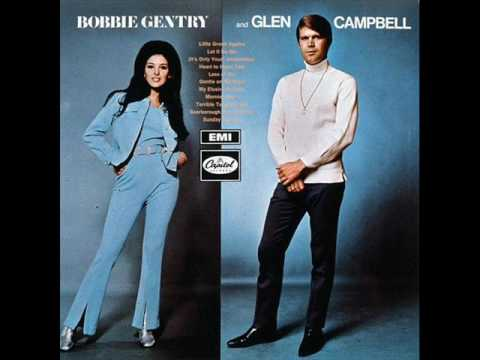 Glen Campbell / Bobbie Gentry: Gentle on my Mind (1968)