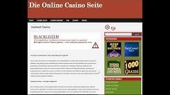 Joyland Casino Betrug - Joyland Abzocke - Verarsche - Blacklisted