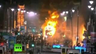 London Riots London 2012