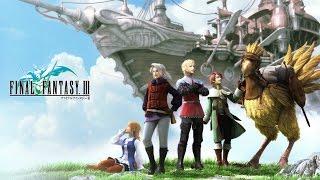 Final Fantasy III - Part 6: Molten Cave, Salamander, Tokkul, Hein