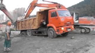 видео: в СОЧИ на стройке ТСТ Северный портал