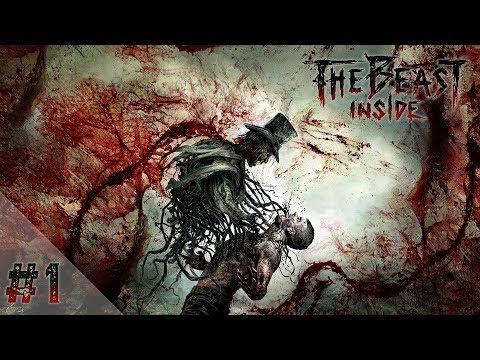 Akinek hiányzott egy kis indie horror...???? | The Beast Inside (PC) #1 - 10.21.