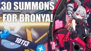 30 SUMMONS! Honkai Impact 3 - Aish-- Bronya Expansion Supply